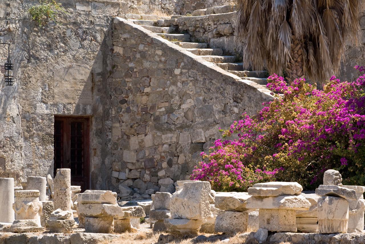Greek Islands<br /> Kos - old fortress