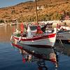 Fishing Boat at Agios Nicolaos jetty