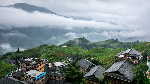 Longzhi Rice Terrace
