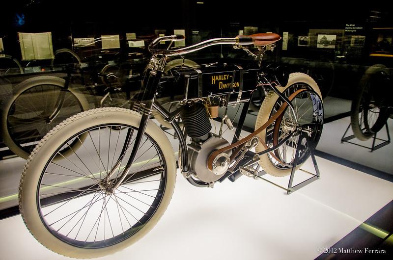 Harley Davidson One
