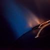 Sailboat Pacific Bioluminescence