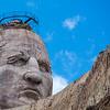 Crazy Horse Up Close