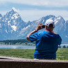 Grand Tetons Strike a Pose