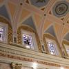 Upper windows in Saint Peter's Church, Jaffa