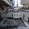 Location where Yitzhak Rabin was assassinated Nov 4, 1995.