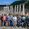 Group shot in Beit She'an
