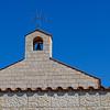 Steeple of teh church at Tabgha