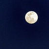 Moon over Tiberias
