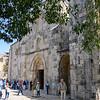 Facade of St. Anne's Church