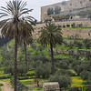 A portion of the undeveloped Kidron Valley