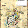 Map of Jerusalem circa 30AD