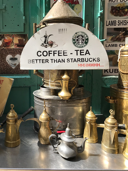 Starbucks, better than Starbucks, confused?