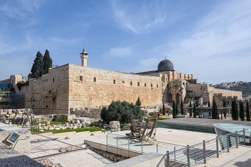 Corner of the Temple Mount