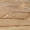 Remains of Roman Legion camp circa 73AD.