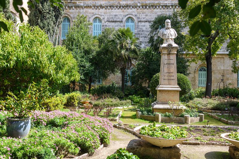 Garden at St Anne's Church