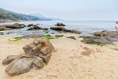 Lo So Shing Beach