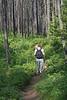 Glacier National Park, MT: Lake McDonald Trail