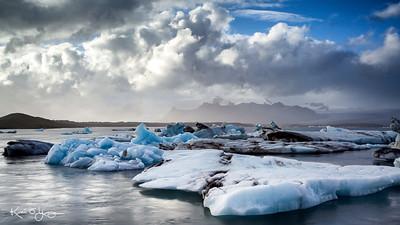 Jokusarlorn Glacial Lagoon