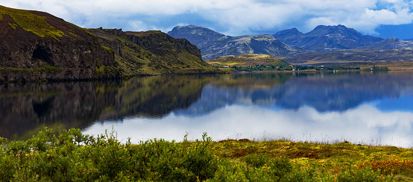 Thingvallavatyn Lake again....this time later in the day!