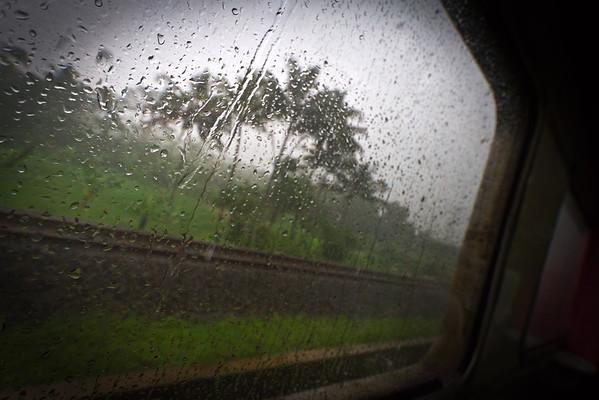 Train to Yogyakarta