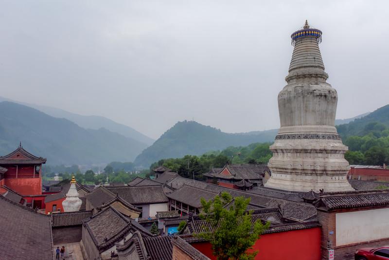 Mt Wutai