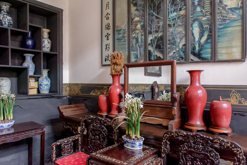 Traditional Chinese homes