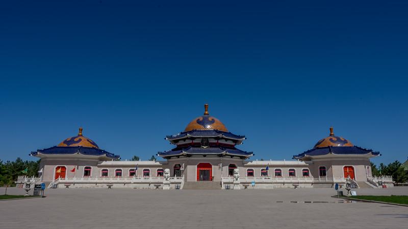 Ghenghis Khan Museum