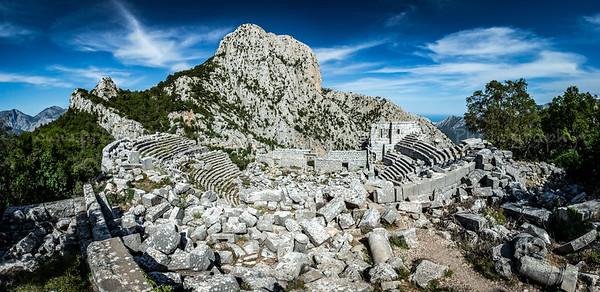 Termessos Amphitheater