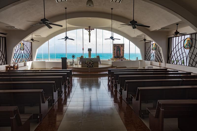 Option 3)  Go to church.