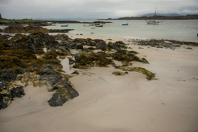 St. Ronan's Bay, Sound of Iona