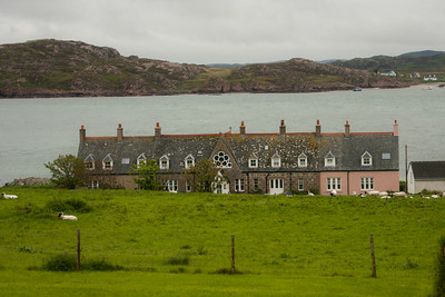Overlooking the Sound of Iona