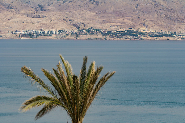 A resort community across the Sea in Jordan