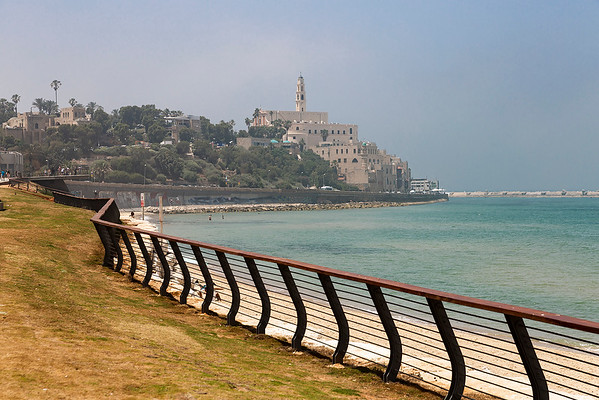 The Port of Jaffa