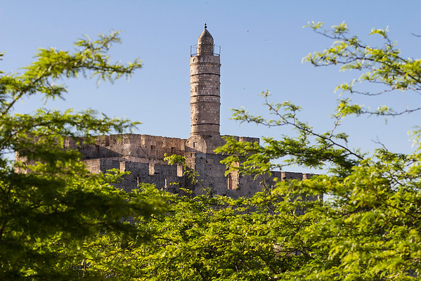 King David Tower/Citadel