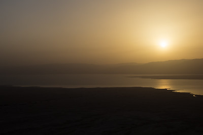 Dead Sea Sunrise