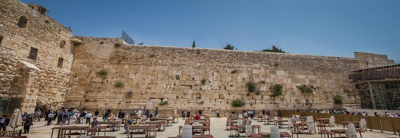 "Western ""Wailing"" Wall - Jerusalem"