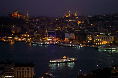 Istanbul Waterfront - Eminonu