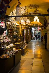 Grand Bazaaar walkway