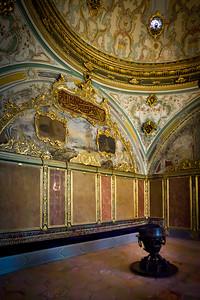 Topkapi Palace decision chamber