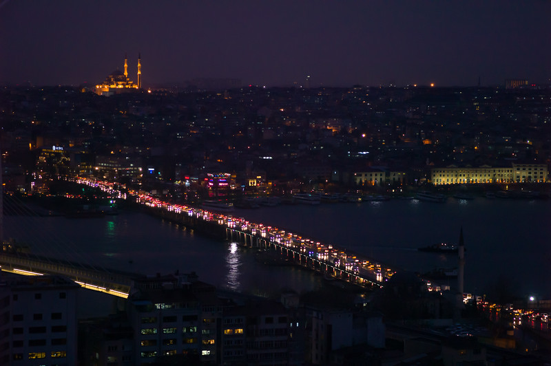 Istanbul Waterfront - Fatih Camii Mosque