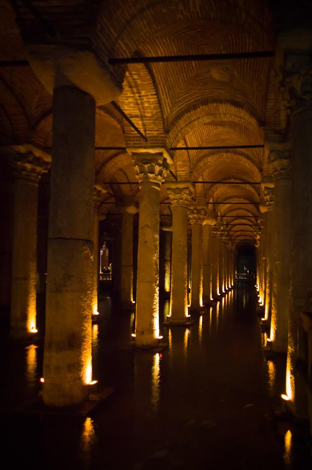 Basilica Cistern Istanbul 1