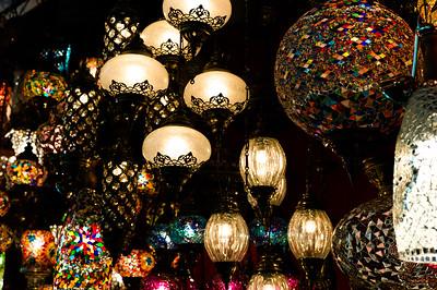 Grand Bazaaar lighting