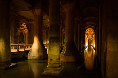 Basilica Cistern Istanbul 2