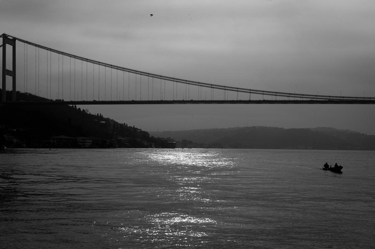 Bospherous bridge 2