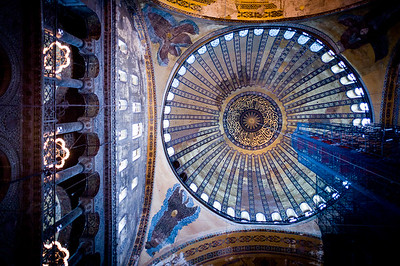 Hagia Sophia Dome decor