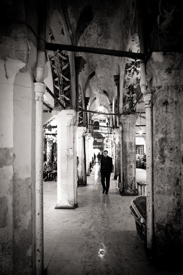 Grand Bazaar arches