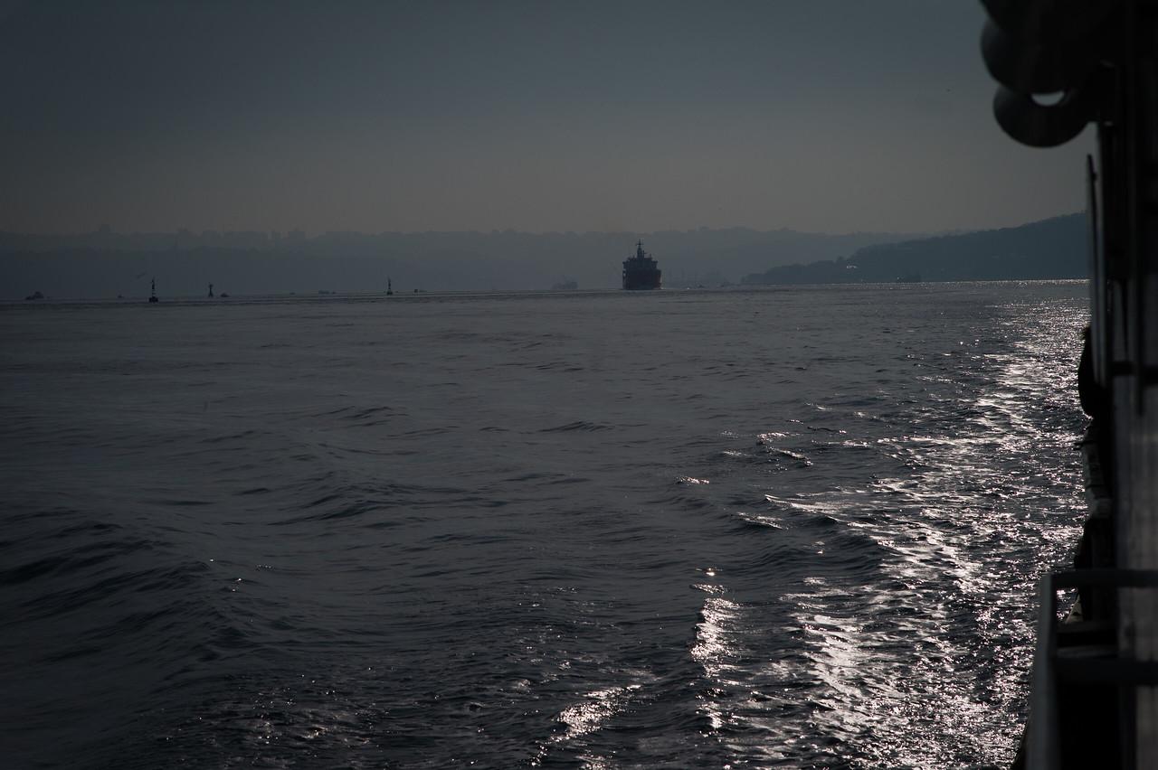 Bospherous ferry