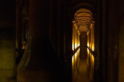 Basilica Cistern Istanbul 3