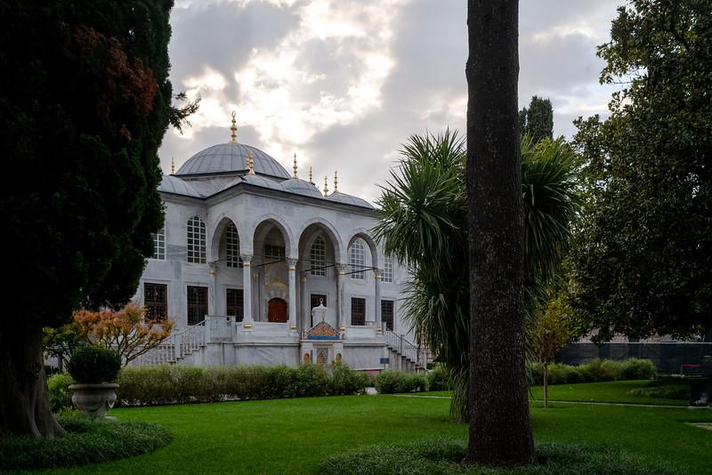 Topkapı Palace library.