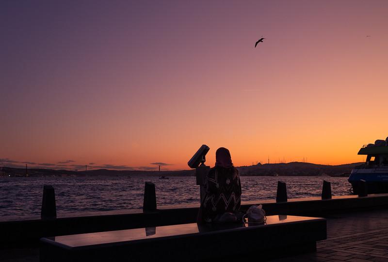 Eminonu dawn